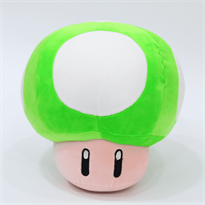 """Купить Мягкую игрушку зеленый грибочек из """"Супер Марио"""""""