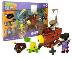 Купить Конструктор Пираты Зомби против растений (Plants vs. Zombies)