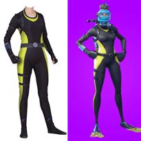 Купить Костюм Кораловый Рэйнджер Фортнайт (Reef Ranger Fortnite)