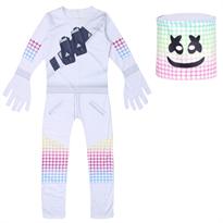 Купить Детский костюм Маршмеллоу Фортнайт (Marshmello Fortnite)