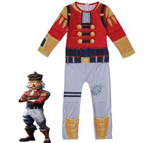 Купить Детский костюм Щелкунчика Фортнайт (Crackshot Fortnite)