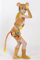 Купить костюм обезьяны с украшениями