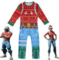Купить Детский костюм Рождественский скин Фортнайт (Christmas Fortnite)