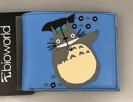 Купить Синий кошелек Мой сосед Тоторо (My Neighbor Totoro)