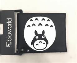 Купить Черно-белый кошелек Мой сосед Тоторо (My Neighbor Totoro)