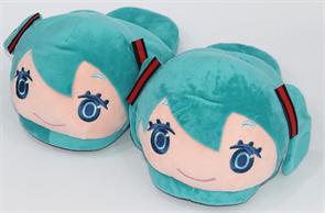 Тапочки Хатсуне Мику (Hatsune Miku)