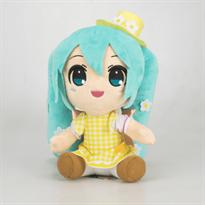 Купить Мягкую игрушку Хацунэ Мику (Hatsune Miku) 21 см