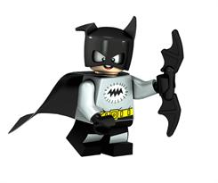 """Купить Лего фигурка сына Бэтмена из """"Лего фильма"""""""