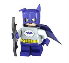 """Купить Лего фигурку сына Бэтмена из """"Лего фильма"""" в синем"""
