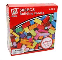 Купить Детали для лего (500 деталей)