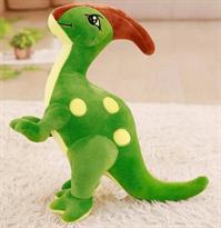 Купить Мягкую игрушку динозавр Паразауролоф 55 см