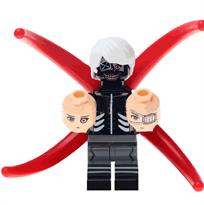 Купить фигурку для лего токийский гуль