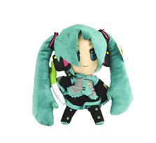 Купить Мягкую игрушку Хацунэ Мику (Hatsune Miku) 23 см