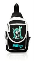 Купить Сумку через плечо чиби Хацунэ Мику (Hatsune Miku)