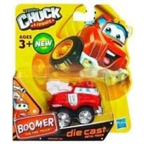 Пожарная машина Бумер (Boomer The Fire Truck) из Приключения Чака и его друзей купить Москва
