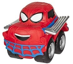 Машинка Человек-паук (Spiderman Chunky Cruiser Vehicle) из Приключения Чака и его друзей купить Москва