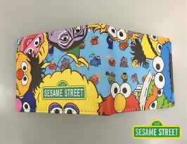 Купить Кошелек Улица Сезам (Sesame Street) в Москве