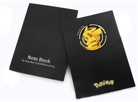 Купить Блокнот с крафтовой бумагой Пикачу (Pikachu Pokemon)