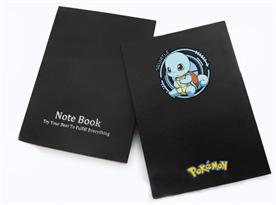 Купить Блокнот с крафтовой бумагой Сквиртл (Squirtle Pokemon)