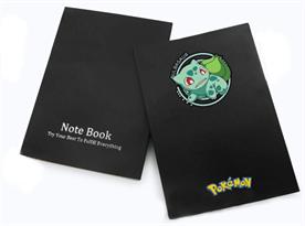 Купить Блокнот с крафтовой бумагой Бульбазавр (Bulbasaur Pokemon)