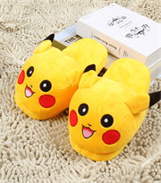 Купить Тапочки Пикачу (Pikachu Pokemon)