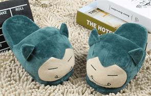 Купить Тапочки Покемон Снорлакс (Pokemon)