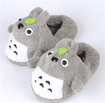 Купить Мягкие тапочки Тоторо (Totoro)