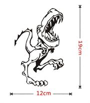 Купить наклейку динозавр в москве