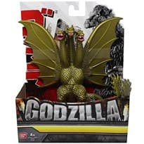 Подвижная фигурка Гидра (Godzilla King Ghidorah) из фильма Годзилла 20см купить Москва