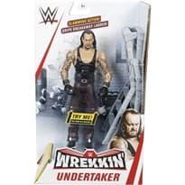Подвижная фигурка Гробовщик (WWE Wrekkin Undertaker) 15 см купить