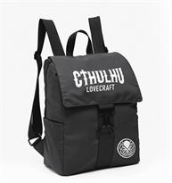 Купить Черный рюкзак Ктулху (Cthulhu)