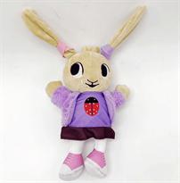 """Мягкая игрушка Коко из мультсериала """"Бинг"""" (Bing) 35 см"""