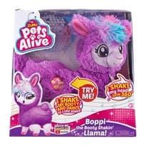 Мягкая игрушка Лама (Pets Alive Boppi the Booty Shakin Llama) купить
