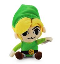 Мягкая игрушка Линк из игры Зельда (Legend of Zelda) купить в Москве