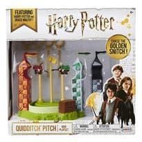 Игровой набор Арена для Квиддича (Harry Potter Quidditch Pitch Arena) купить
