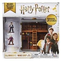 Игровой набор Магазин Олливандера (Harry Potter Ollivander's Wand Shop) купить Москва