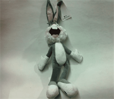 Мягкая игрушка Багз Банни (Looney Tunes) купить в Москве