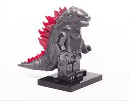 Купить Лего фигурку Годзиллы  (Godzilla)