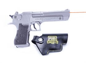 Мини модель Пистолет с черной рукоятью из Pubg купить в Москве