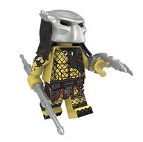 Лего фигурка Хищник (Predator) купить в Москве
