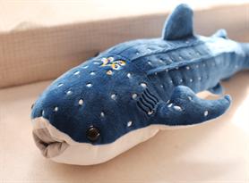 Мягкая игрушка китовая акула 55 см купить в Москве