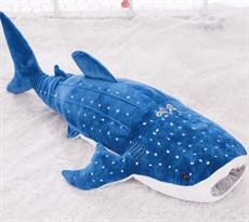 Мягкая игрушка китовая акула 75 см купить