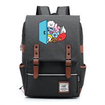 Купить Темно-серый рюкзак БТ 21 (BT 21) для школы в Москве
