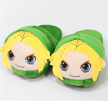 Купить Мягкие тапочки Линк Легенда о Зельде (Legend of Zelda) в Москве