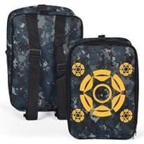 Рюкзак-мишень для хранения мягких пуль купить Москва