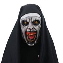 Страшная маска из фильма Проклятие монахини купить Москва