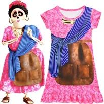 Детское платье Тетя Розитаиз мультфильма Тайна Коко купить Москва