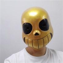 Золотая маска Санс из игры Андертэйл (Undertale) купить Москва