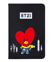 Черный блокнот Тата БТ21 (Tata BT21) купить в Москве