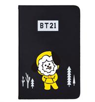 Черный блокнот Чимми БТ21 (Chimmy BT21) купить в Москве
